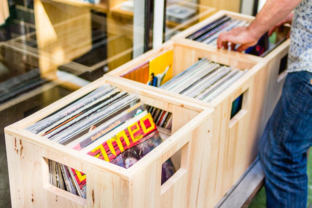 winn lane record shop