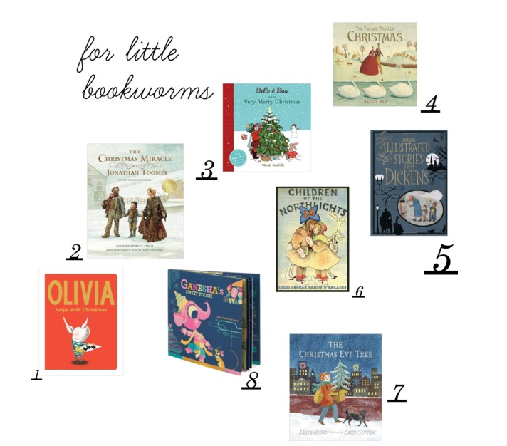 Gift guide - kids Christmas' books by Paul & Paula