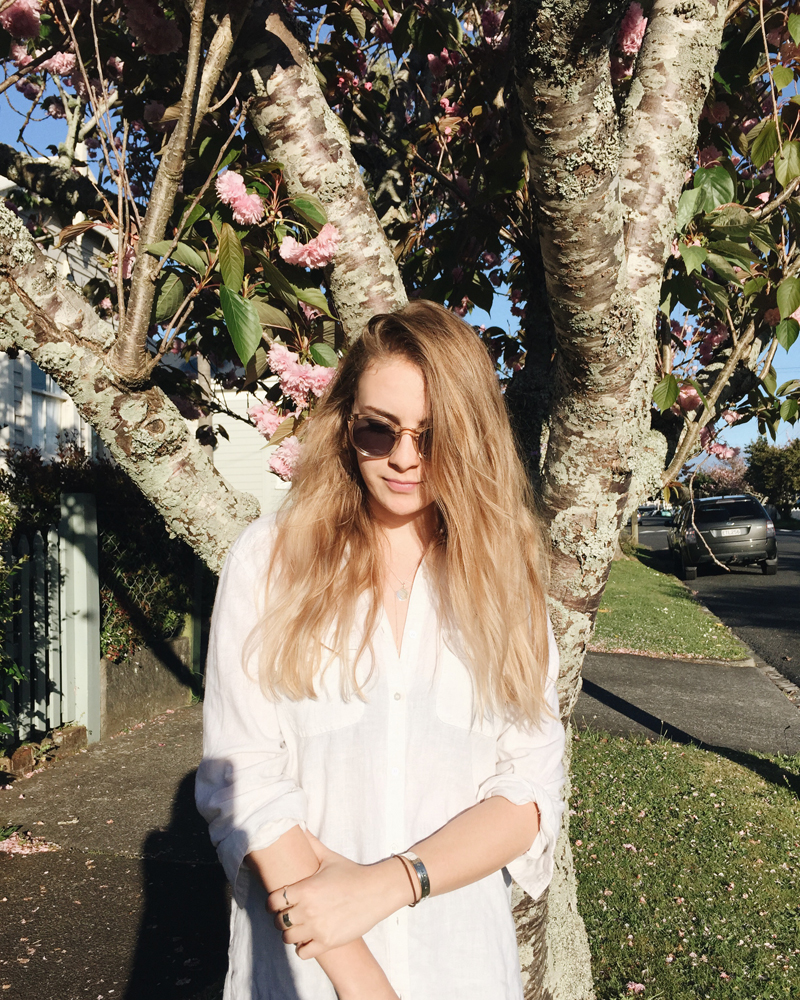 New Zealand Fashion Blogger | Finlay & Co. | Glassons Linen Shirt |