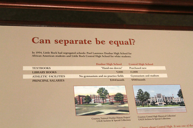 Can Separate be equal