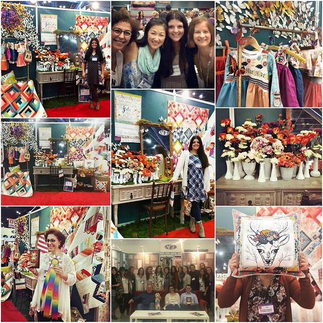 Quilt Market Collage