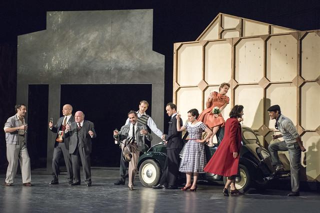 Monsieur de Pourceaugnac au théâtre de Caen