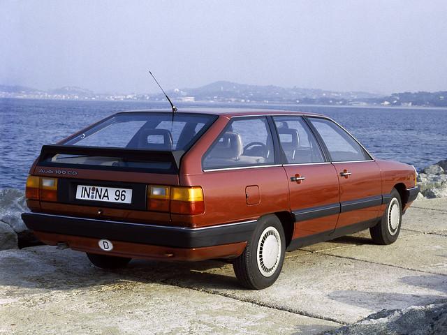 Универсал Audi 100 C3 Avant. 1982 – 1987 годы