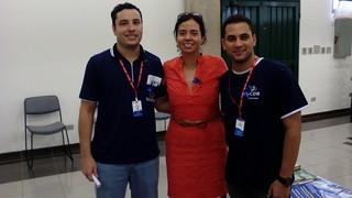 Erla Morales en Brasil