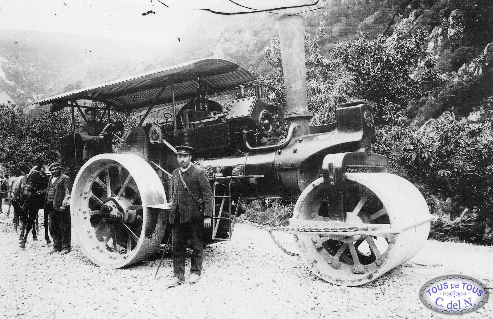1920 - Apisonadora