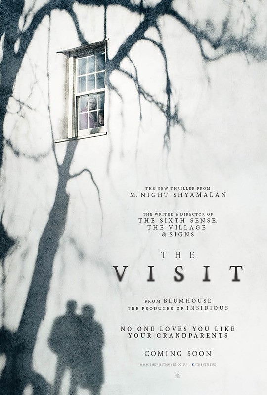 The Visit - Poster 3