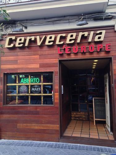 Cerveceria L'Europe