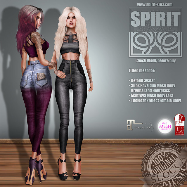 SPIRIT - Tyra outfit