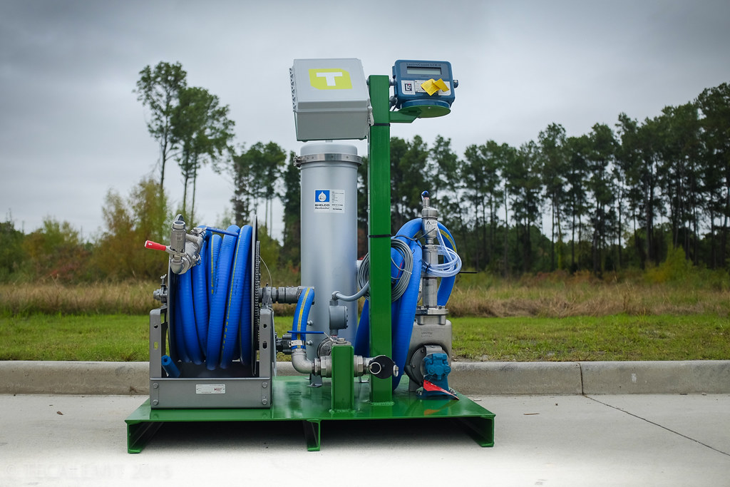 TECALEMIT DEF TRANSFER PUMP SYSTEMS_A | A very unique system