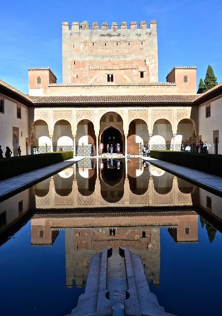 Granada Alhambra Palace, Granada Spain