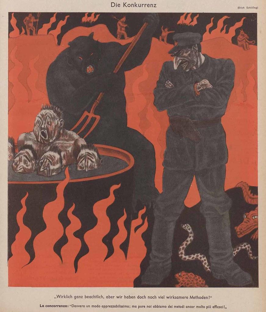 Erich Schilling - The Competitors, 1943