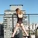 Rooftop fantasy for Rebel Girls Magazine