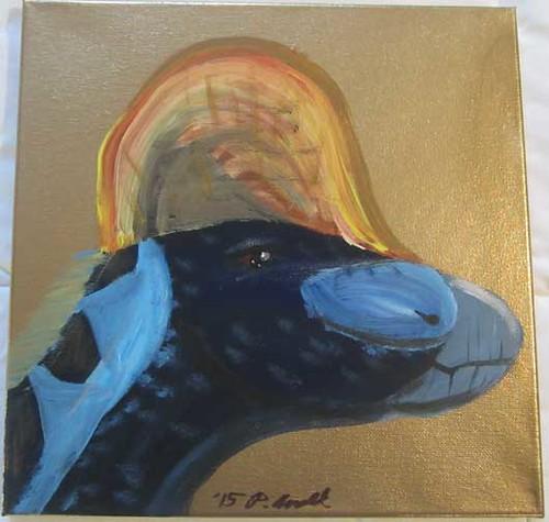 Hadrosaur Portraits