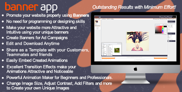 CodeCanyon BannerApp – Html5 animated banners maker