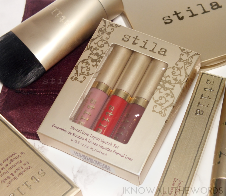 stila eternal love liquid lipstick set (3)