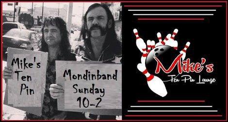 Mondinband Sunday 1-3-16