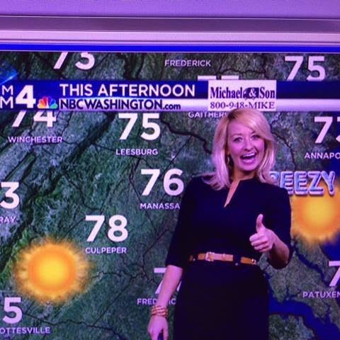 Lauren Ricketts, Broadcast Meteorologist, NBC4 Washington/WTOP