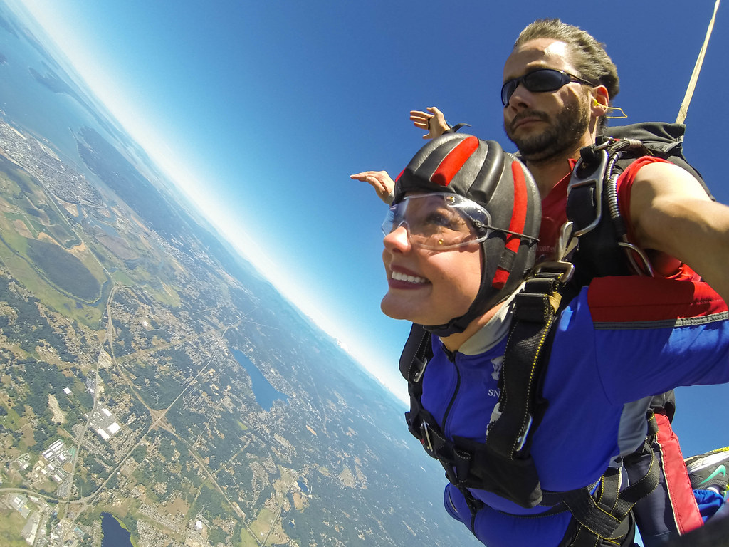 Skydive Snohomish | 2015 Travel Highlights