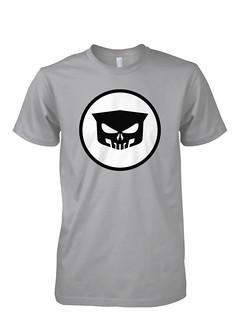 Car Fanatics Skull Tee-Shirt
