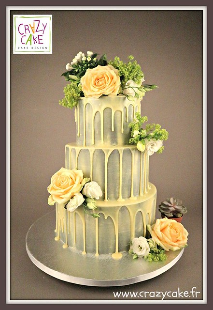 Romantic Dream Cake by Rachid Braik of Crazy Cake