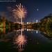 New York Marathon Fireworks (DSC04274) by Michael.Lee.Pics.NYC