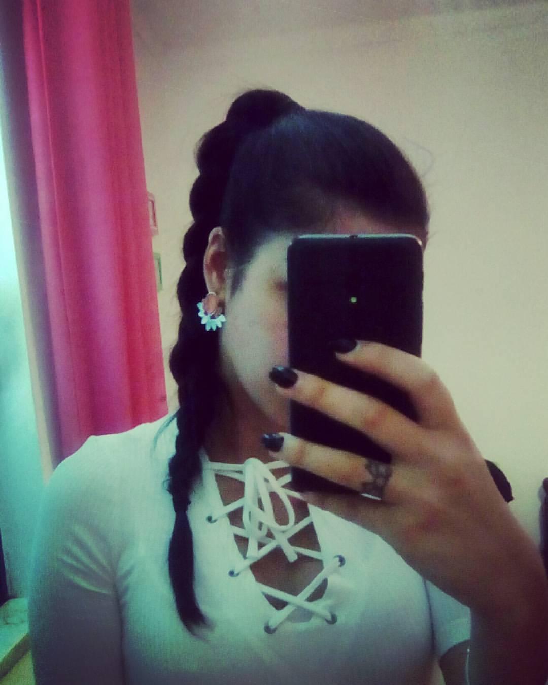 💁 blackhair braid e