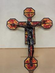 Murano glass Crucifix, Basilica di Santa Maria e Donato, Duomo di Murano