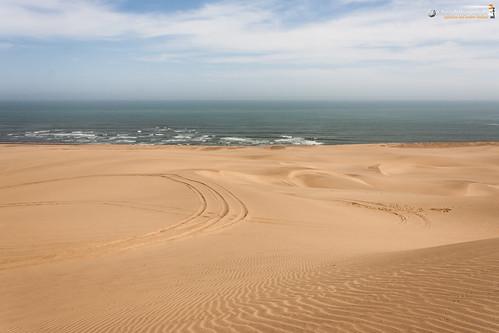 3x2 africa afrika atlantik dorobnationalpark dünen erongo küste meer namib namibia sandwüste wüste coast desert erg sanddesert sea erongoregion
