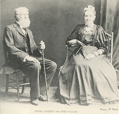 Peter and Johanna Williams (nee Watters)