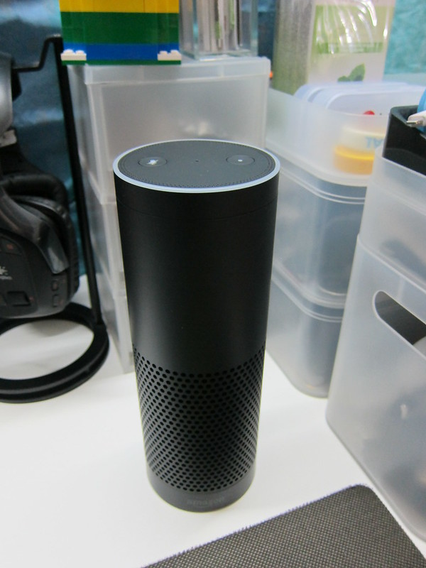 Amazon Echo - On Desk