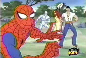 Spider-Man and His Amazing Friends (1981-1983,24odc)D