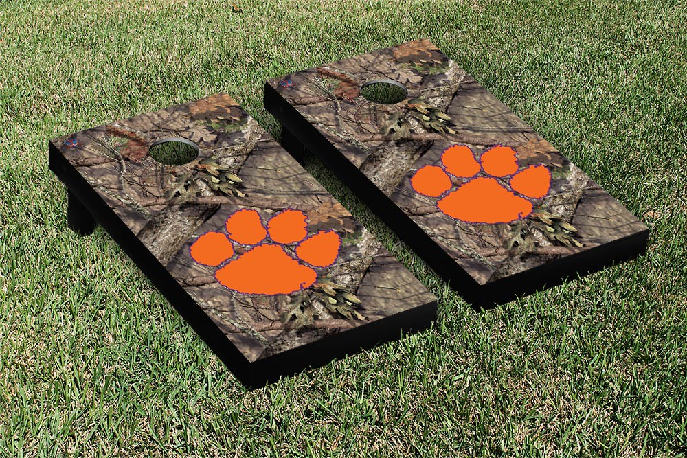 Clemson Tigers Mossy Oak Version