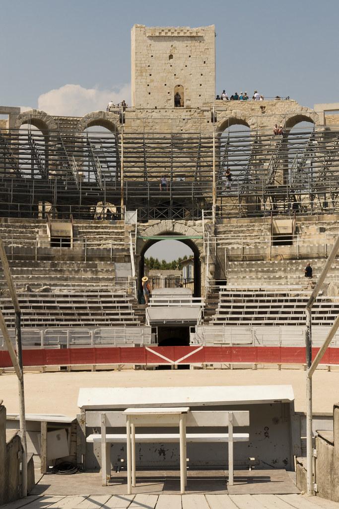Hotel De L Amphitheatre Arles France