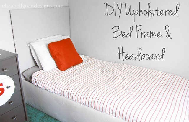 diy upholstered bed frame headboard - Diy Upholstered Bed Frame