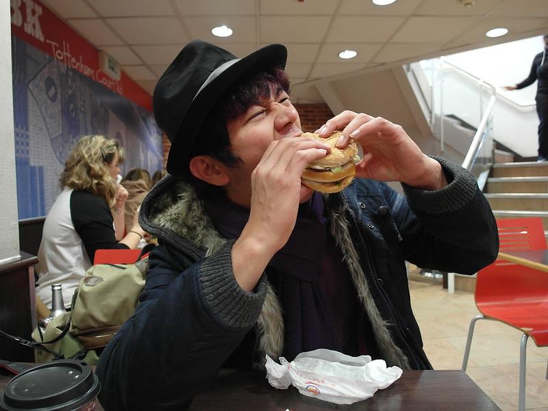 英國省錢用餐。速食店選擇 (1)