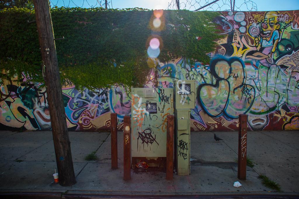 Robert e venable park new york tripcarta for Linden motor inn brooklyn