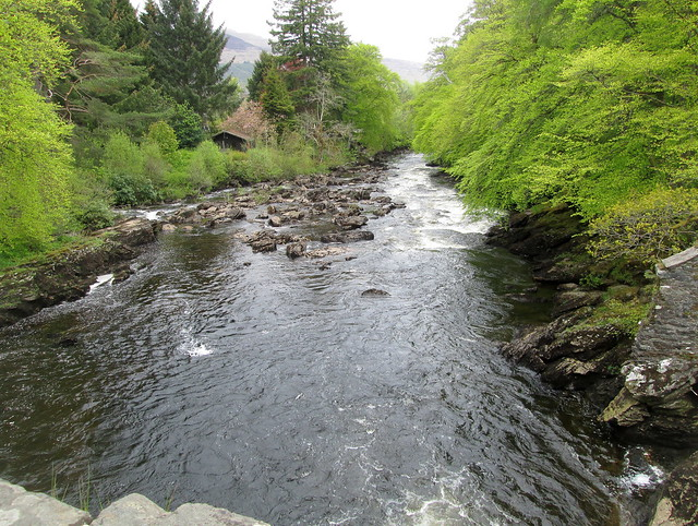 Falls of Dochart (viii)