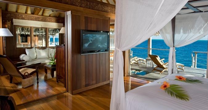 Hilton Bora Bora Nui Resort and Sp