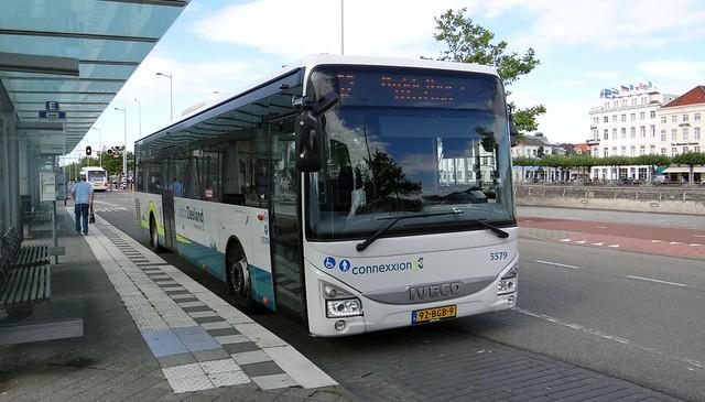 Middelburg, Connexxion Iveco Crossway 5579