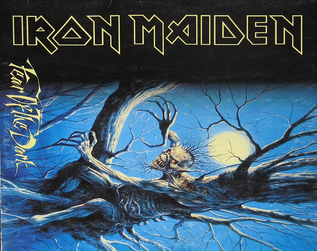 IRON MAIDEN Fear of the Dark 2LP