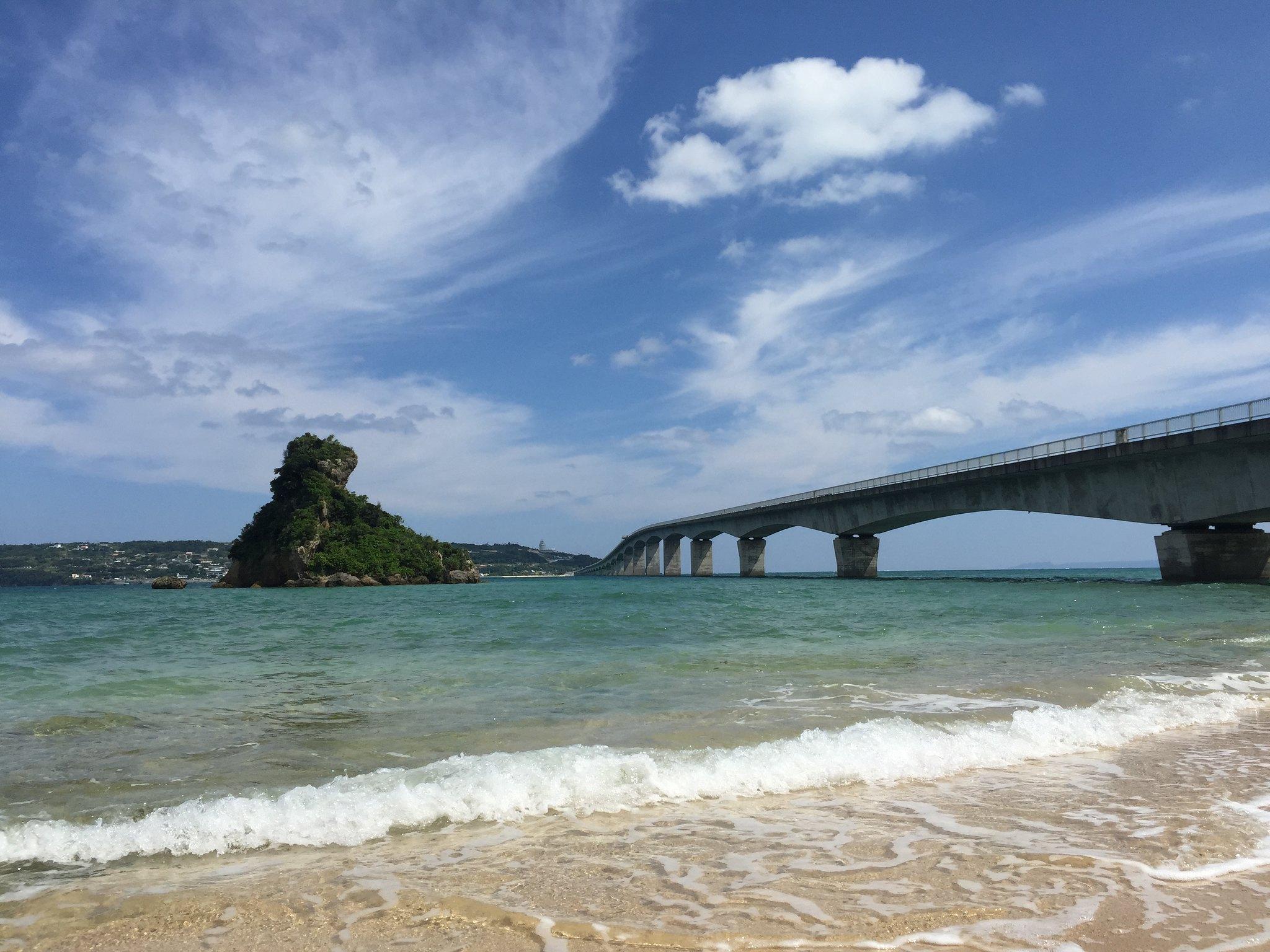 沖繩 今歸仁 夏末旅行- i phone6
