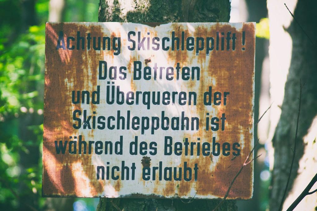 Auf dem Geisingberg