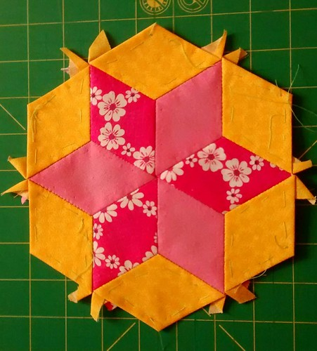 Hexagon star number 24