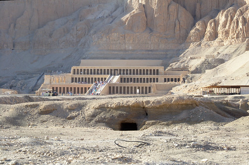 Hatshepshut's Memorial Temple at Deir el Bahri