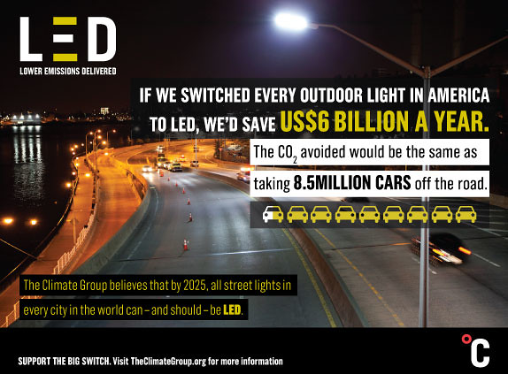 The Big Switch: LED streetlighting facts