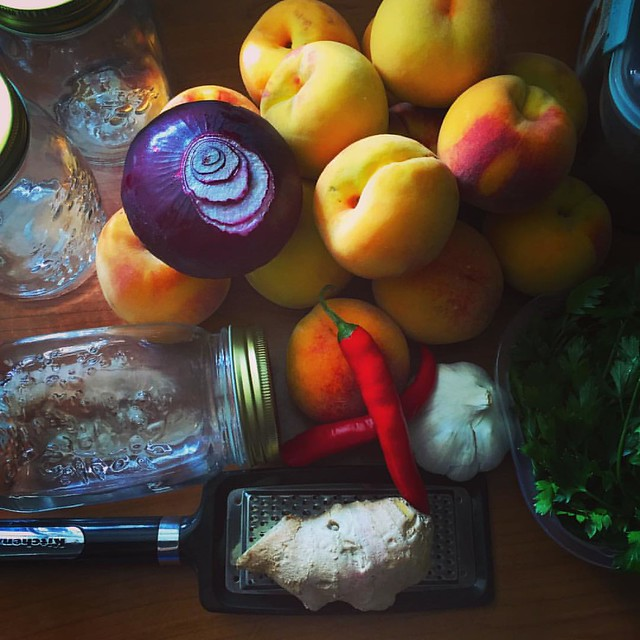 ТЫЦТЫЦТЫЦ 💃💃💃 стартую #fruit #peach #chutney #vegetables