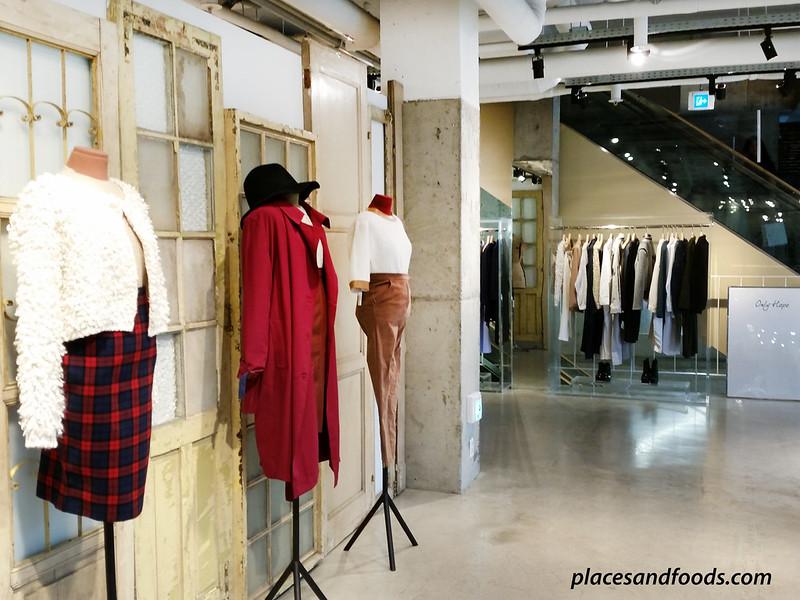 style nanda flagship store hongdae ladies clothing