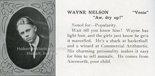 2015-10-26. Nelson, Wayne 1922