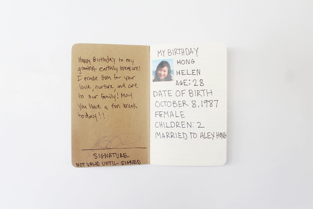 birthday passport