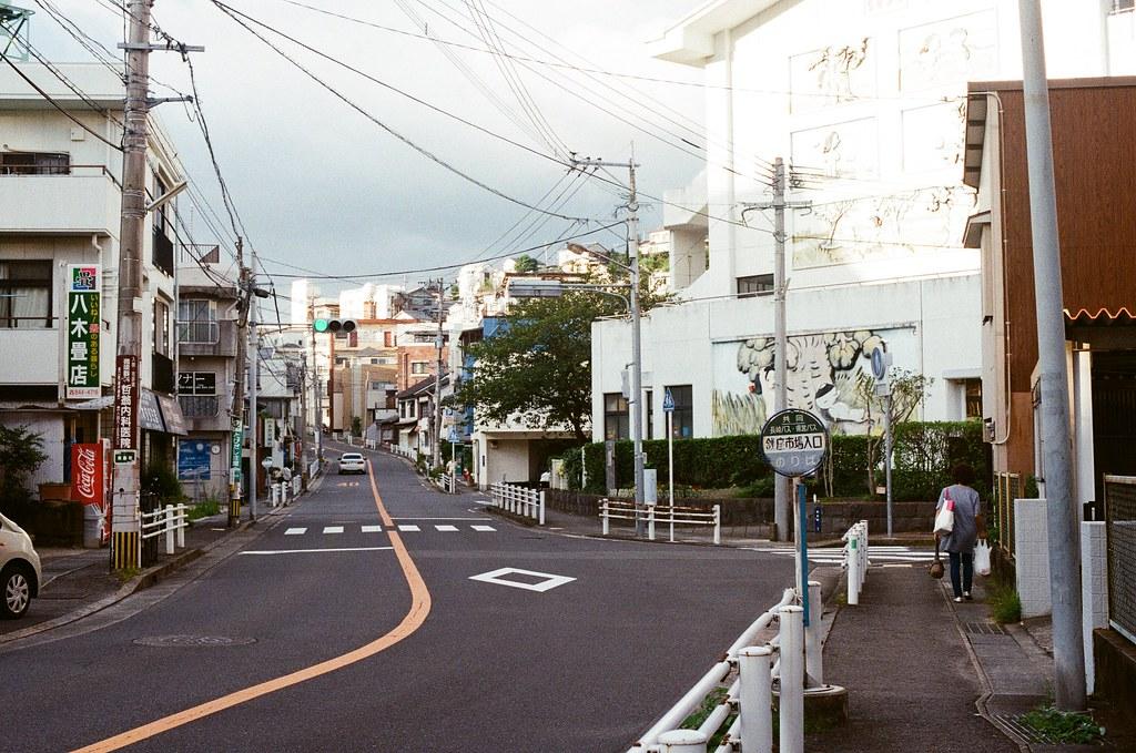 銭座町 長崎 Nagasaki 2015/09/08 銭座町  Nikon FM2 Nikon AI Nikkor 50mm f/1.4S Kodak UltraMax ISO400 Photo by Toomore